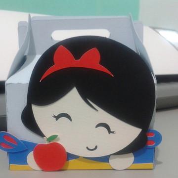 Caixinhas Personalizadas Branca de Neve