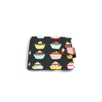 Carteira Cupcakes