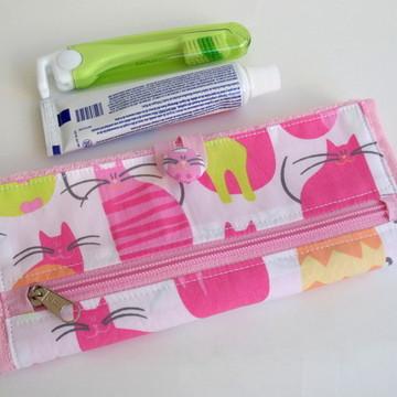 Kit higiene pessoal Gato