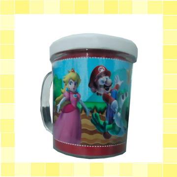 Canequinha do Mario Bros