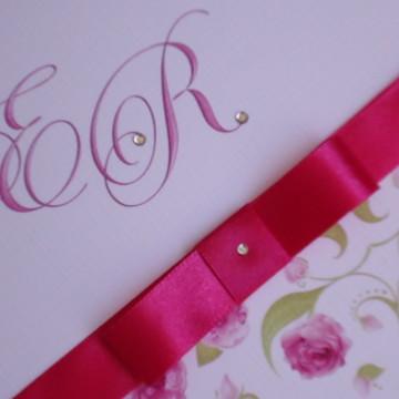 Convite de casamento Fashions convites