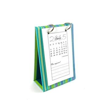 Calendario de Mesa 2019
