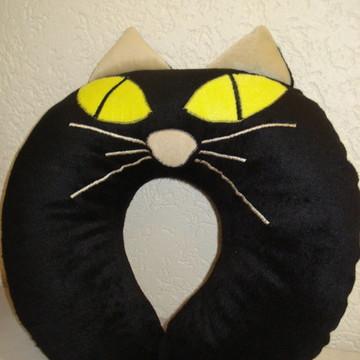 Travesseiro de Pescoço adulto - Gato