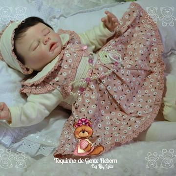 Bebê Maria Lua