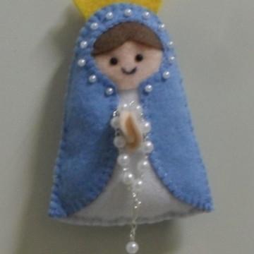 Nossa Senhora das Graças imã de geladeir