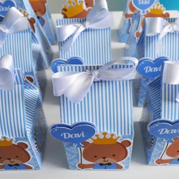 Caixa milk príncipe urso