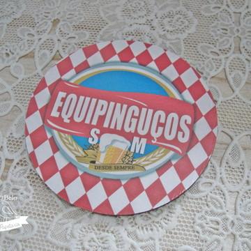 Bolacha De Chopp / Porta Copo