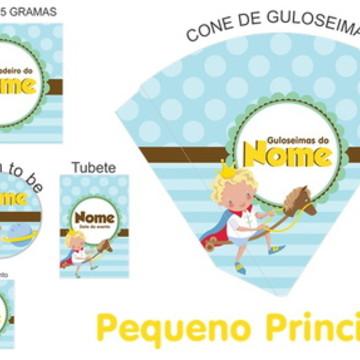 Kit digital O Pequeno Príncipe
