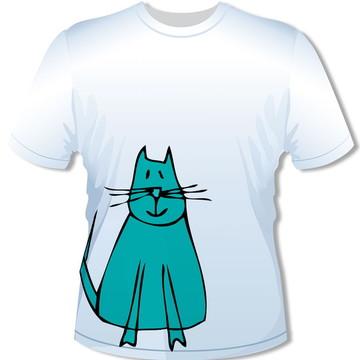 Camiseta Gato Tô