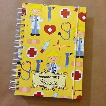 Agenda 2019 - Médica ou enfermeira