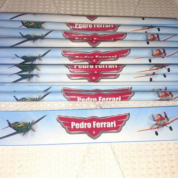 Lápis de Cor Aviões
