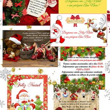 Email Marketing mensagem de Natal