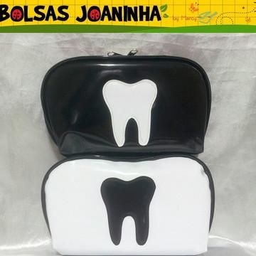 Estojo Odontologia, Estojo Dentista, Estojo Dente (unidade)