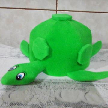 chapéu de tartaruga