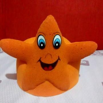 chapéu de estrela