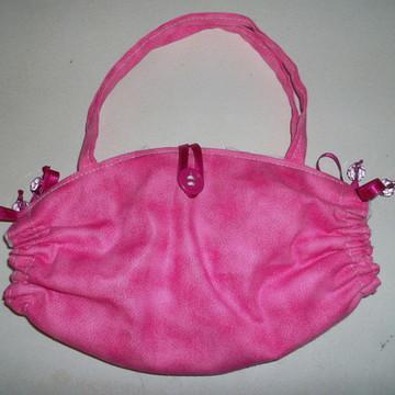820c1f866 bolsa toalhinha cor de rosa