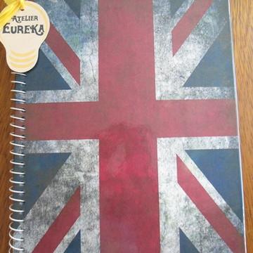 Caderno Inglaterra Uni.