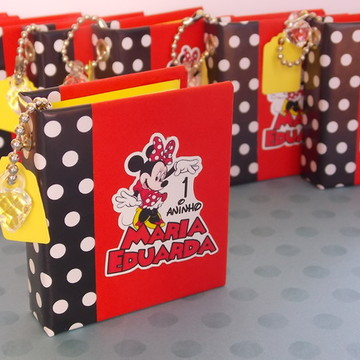 Lembrancinha da Minnie