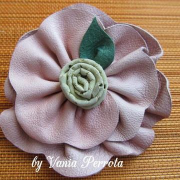 Flor de Couro Pelica