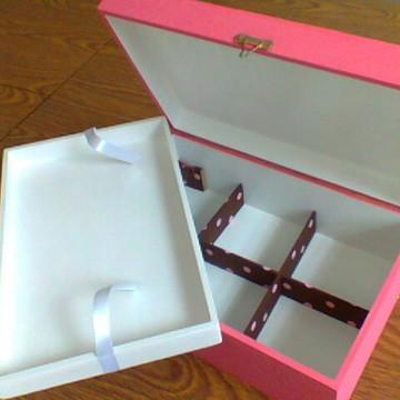 caixa para bijuteria