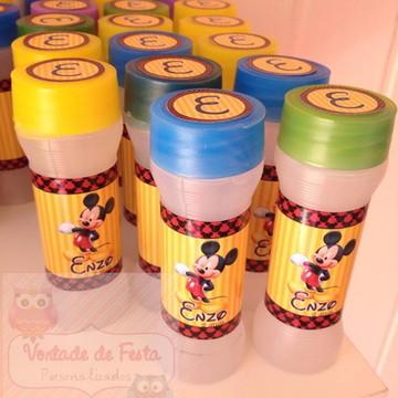Bolhinha de sabão Mickey
