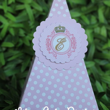 CONE TRIANGULO PRINCESA SCRAP
