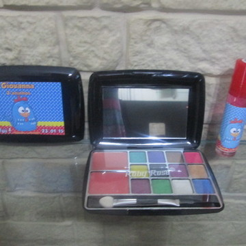 Kit maquiagem personalizados