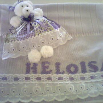 toalha para bebê