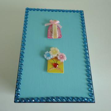 Caixa Azul Presentes