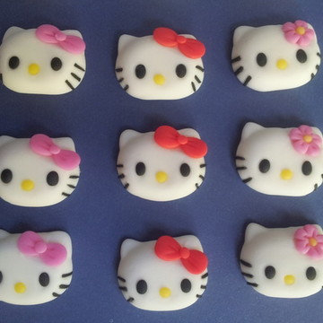 Hello Kitty Para Aplique