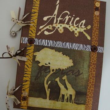 Álbum África / 120 fotos 10x15cm