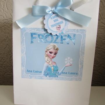 Sacolinha Frozen