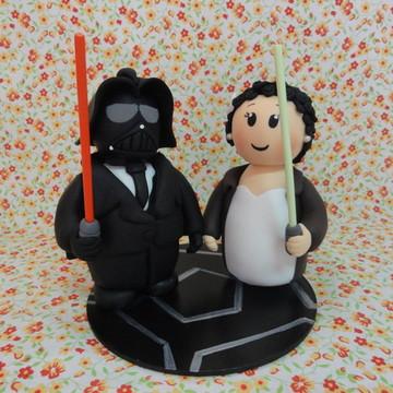 Noivinhos Star Wars