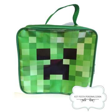Malinha Minecraft: Creeper!