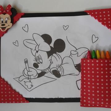 Risque e rabisque Minnie