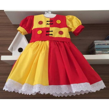Vestido de Festa Emília - Sítio