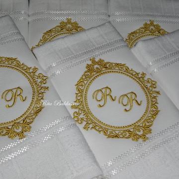 Toalha Lavabo Casamento 105