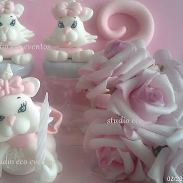 Potinhos Marie (gatinha) mimos