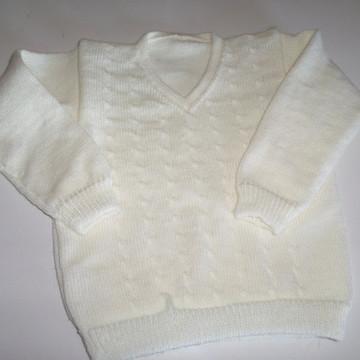 256- Blusinha de lã