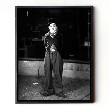 Quadro Charles Chaplin O Circo 02