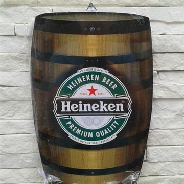 Porta 4 Chaves Barril - Cerveja