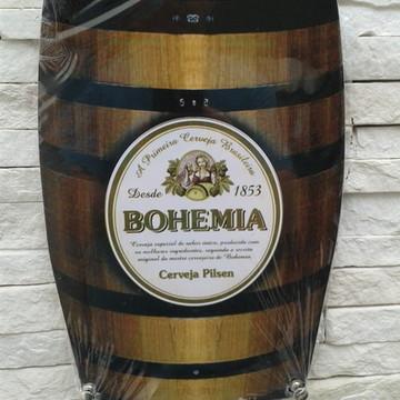 "Porta 4 Chaves Barril - ""BOHEMIA"""