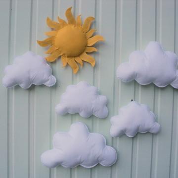 Kit Nuvens e sol