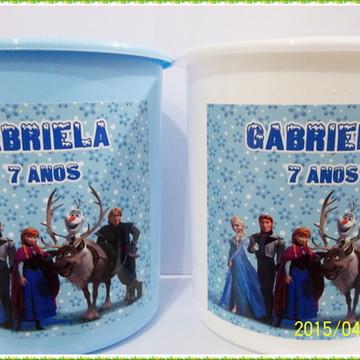 balde personalizado frozen 1l