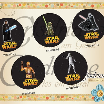 Toppers Star Wars o Filme