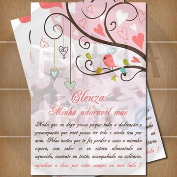 Cartão Dia das Mães - Digital