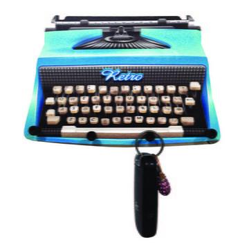 Porta Chaves Maquina de escrever