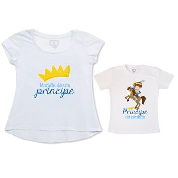 Kit Mãe de um Príncipe e Príncipe