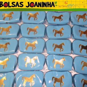 Estojo Cavalo Fazendinha (unidade)