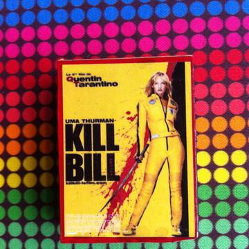 Fósforo de bolso Kill Bill